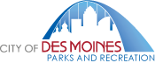 City of Des Moines Park and Recreation Department Logo